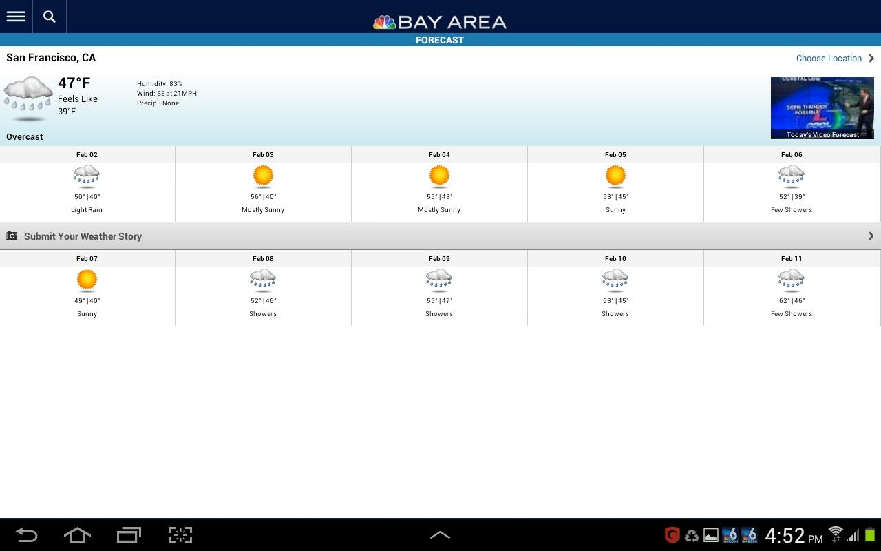NBC Bay Area- screenshot