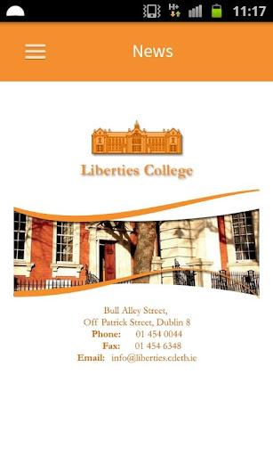 Liberties College