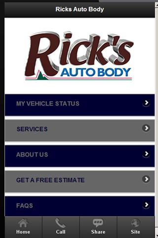 Ricks Auto Body