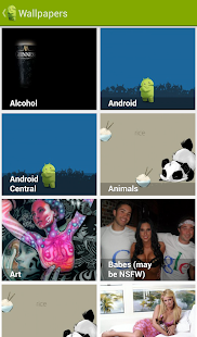 Android Central - The App! - screenshot thumbnail