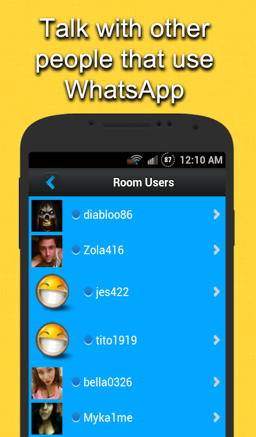 android apps best chat room