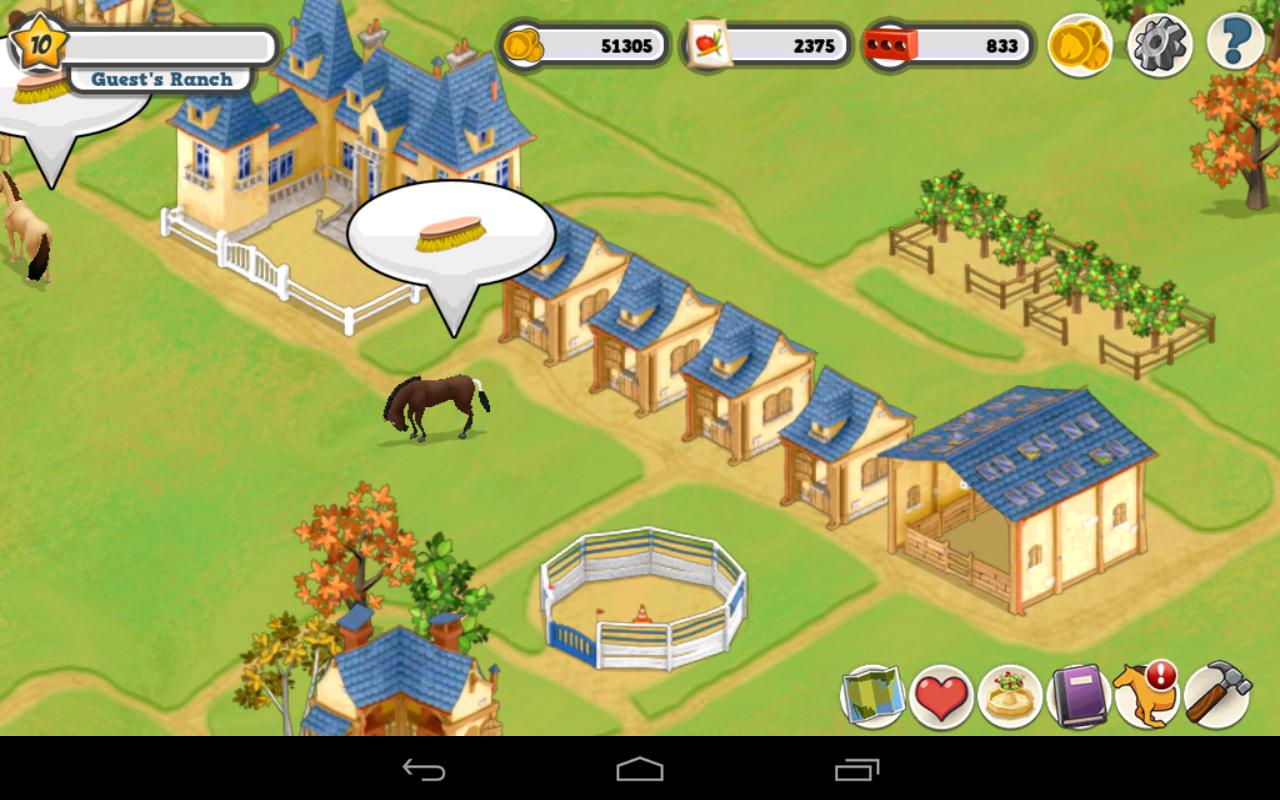 Horse Life Adventures Free - screenshot