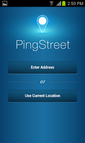 Screenshots for PingStreet for Android