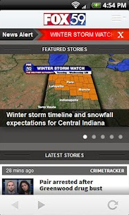 FOX59 News - Indianapolis - screenshot thumbnail