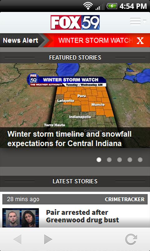 FOX59 News - Indianapolis - screenshot