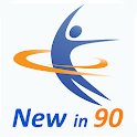 New In 90 icon