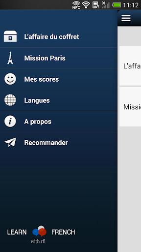 Apprendre le Français avec RFI