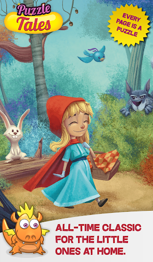 Red Riding Hood - Jigsaw Tale