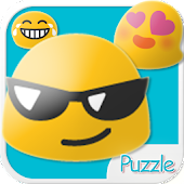 Puzzle Fun Art-Emoji Keyboard