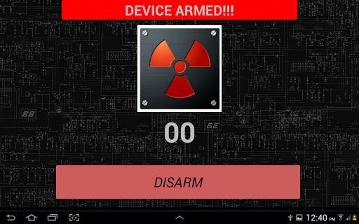 Airsoft Bomb Simulation screenshot