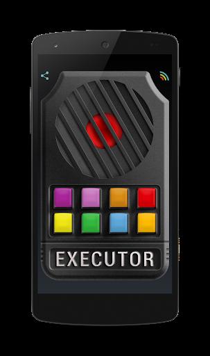 EXECUTOR Sound Keychain+Tones