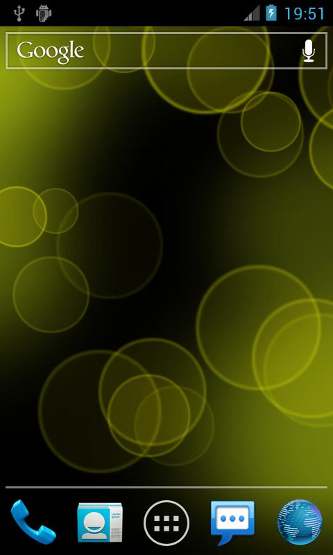 Mood ICS Pro Live Wallpaper - screenshot