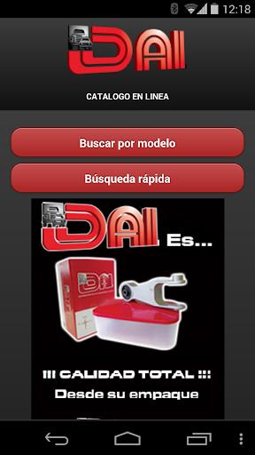 Catálogo Dai