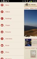 Screenshot of Dakar Rally 2015