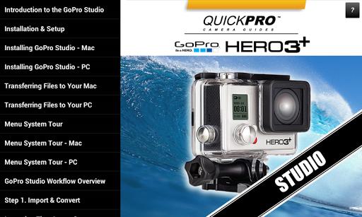 GoPro Studio Guide