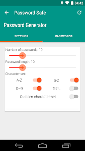 Password Safe v3.4.1
