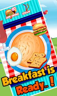 早餐機 — — 烹飪比賽
