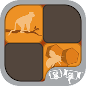 Animals Home Memory Match Game