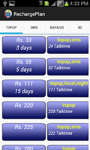 Recharge Plan screenshot 3