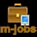 m-jobs (old version) logo