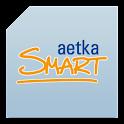 aetkaSMART Verbrauchsübersicht logo