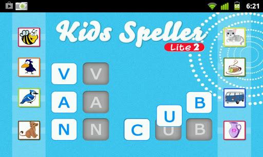 Kids Speller Lite-2