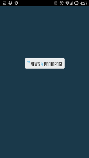 News Reader for Protopage