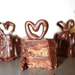 Chocolate Ganache Petit Fours