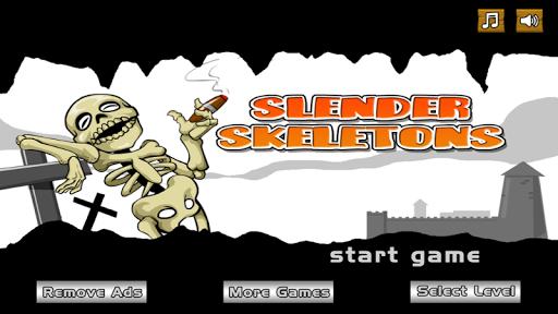 Slender Skeletons FREE