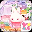 Cute Theme-Teacup Rabbit- icon