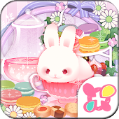 Cute Theme-Teacup Rabbit-