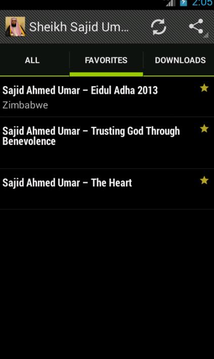 Sajid Umar - screenshot