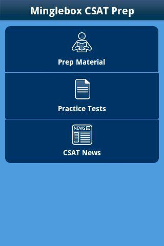 CSAT UPSC Prep- screenshot