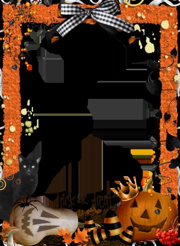 Halloween Photo Frame HD