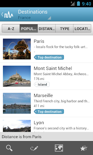 France Travel Guide by Triposo