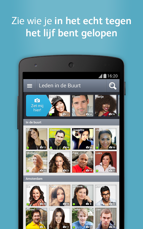 Android kostenlose dating-apps
