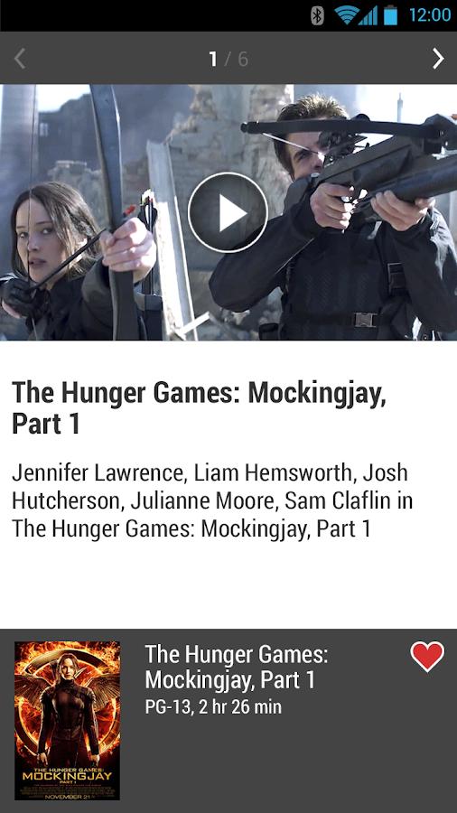 Fandango Movies - screenshot