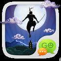 GO SMS Pro Z Ninja Theme EX icon