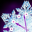 Christmas Snow Clock logo