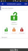 Screenshot of Suddenlink Security