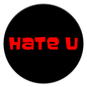 HATE U  . Hate Love Calculator