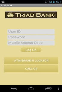 Triad Bank – Mobile Banking - screenshot thumbnail