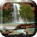 Waterfall Live Wallpaper  4 icon