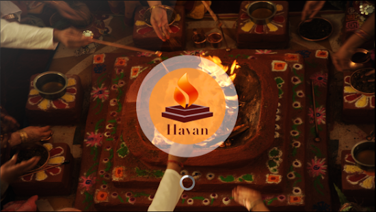 Havan App- screenshot thumbnail