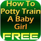 How To Potty Train A Baby Girl
