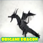 easy origami dragon