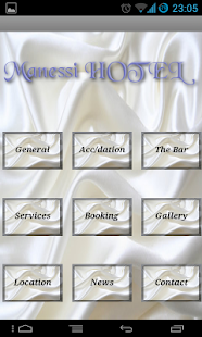 Manessi Hotel Poros- screenshot thumbnail