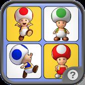 Memory Game : Super Mushroom