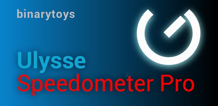 Ulysse Speedometer Pro v1.8.12 Apk Full