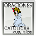 Rezos oraciones católicos niño icon